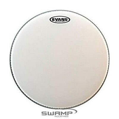 """EVANS B15G2 G2 15"""" Two-Ply Coated Tom Drum Head / Drum Skin - Opaque"""