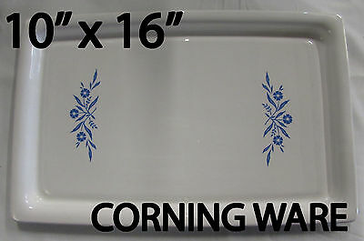 Corning Ware Serving Tray Bake/Broil 10in X 16in