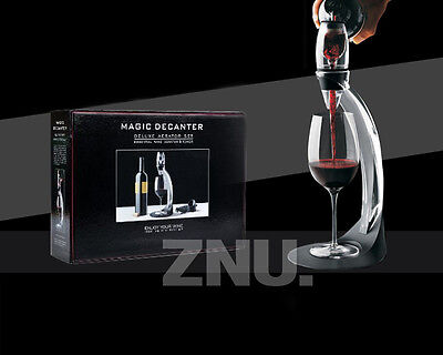 Top Grade!! 2014 - MAGIC WINE DECANTER XMAS GIFT