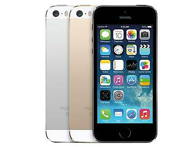 Apple iPhone 5s - 16gb - Factory GSM Unlocked Smartphone (B)