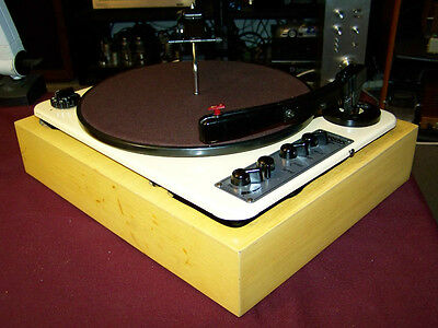Vintage Thorens Concert CD43N Turntable
