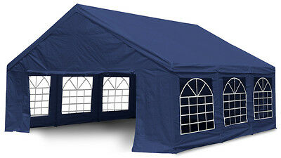NEW 6x6 BLUE GAZEBO PARTY WEDDING TENT EVENT MARQUEE OUTDOOR CANOPY Shade