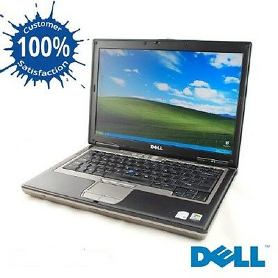 Wireless Dell Latitude D620 Laptop Core Duo DVD/CDRW WiFi XP Notebook Computer
