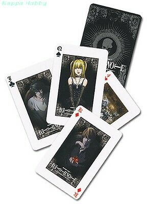 GE Animation Death Note Playing Cards