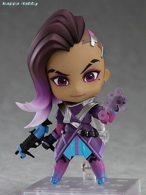 Good Smile Company Nendoroid OVERWATCH: Sombra: Classic Skin Edition [PRE-ORDER]