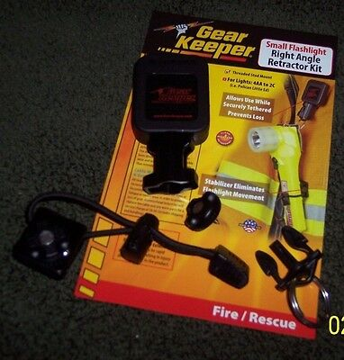Gear Keeper Small Flashlight with Stabilizer RT2-4322 Pin Mount