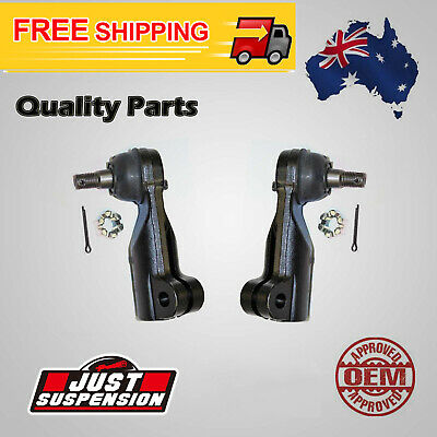 2 Steering Tie Ror End SET For NISSAN PATROL GU Y61 Series 3 4  8/2004 onwards