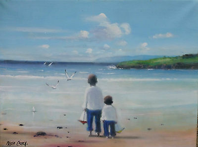 """""""Brothers by the Sea"""" by peter costello"""