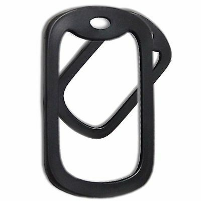 Travel Bug or Dog Tag Skin Silencer Bumper - Geocaching - Protect from Damage x2