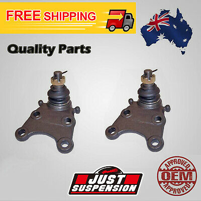2 x Front Lower Ball Joints Kit For Holden Jackaroo UBS 2WD + 4WD 11/1986-1997
