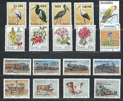 Namibia  -  Beautiful  Collection of MNH Stamps............A  4N23