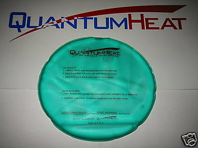 QuantumHeat Pack Heat Pad 10R Packs Therapy Massage Hot