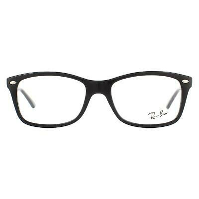 Ray-Ban Glasses Frames 5228 2000 Black 53mm