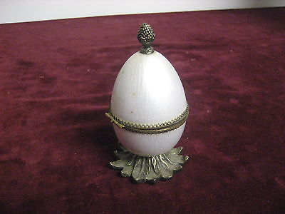 Vintage Evans Egg Cigarette Lighter.