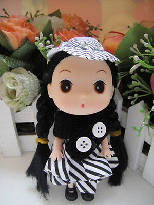 Cute Korea Ddung Mini Doll Cell Phone Keychain Girls Baby Party Gift 12CM A001