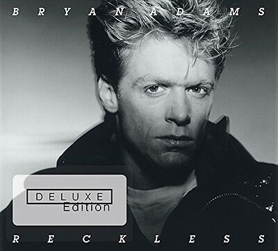 Bryan Adams - Reckless [New CD] Deluxe Edition