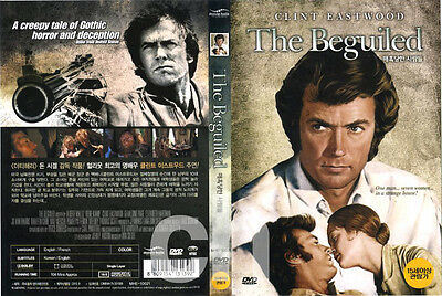 The Beguiled (1971) - Don Siegel, Clint Eastwood, Geraldine Page  DVD NEW