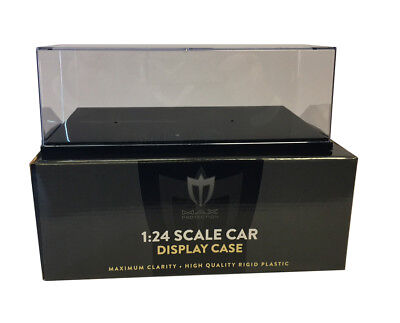 1 Max Pro Acrylic 1:24th Scale Diecast Car Display Case Holder
