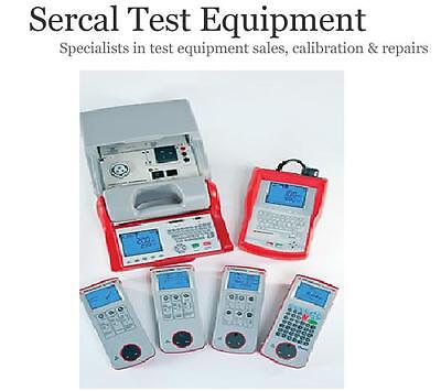 Calibration Service for Seaward Portable Appliance Testers