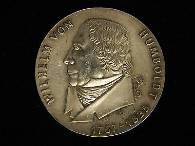 1967 East Germany 20 Mark - Wilhelm Von Humbolt
