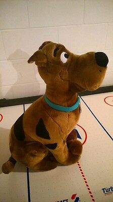 """Scooby Doo stuffed animal 22"""" tall with tags"""