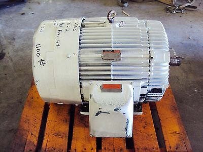 Reliance electric 100 hp ac motor 460 volt 1775 rpm for 200 horsepower electric motor