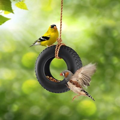 Swing Time Bird Feeder by Fred