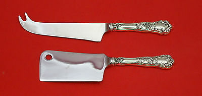BUTTERCUP BY GORHAM STERLING SILVER CHEESE SERVER SERVING SET 2PC HHWS CUSTOM