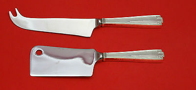 Etruscan by Gorham Sterling Silver Cheese Server Serving Set 2pc HHWS  Custom