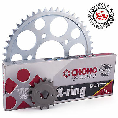 Suzuki GSF600 S-X Bandit 1999  X-Ring Drive Chain and Sprockets Kit