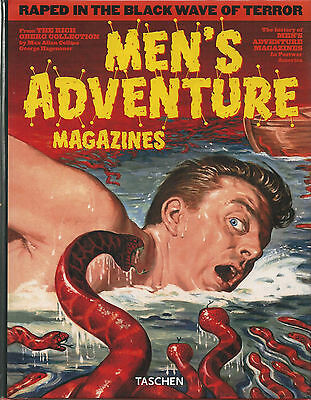 The Rich Oberg Collection : Men's Adventures Magazines In Postwar America
