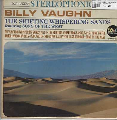 Billy Vaughn - The Shifting Whispering Sands