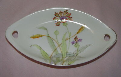 Royal Munich Small Hand Painted Dish Tray - Empire Z.s. & Co. Bavaria Lovely!