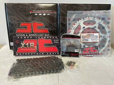 Yamaha Fz6 600 Fazer Chain And Sprocket Kit 04-09 Heavy Duty Gold X-Ring