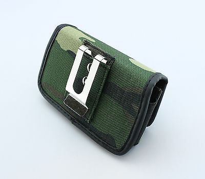 New Case Side Clip Pouch Holster for Verizon Samsung Gusto 1/2/3 LG Revere 1/2/3