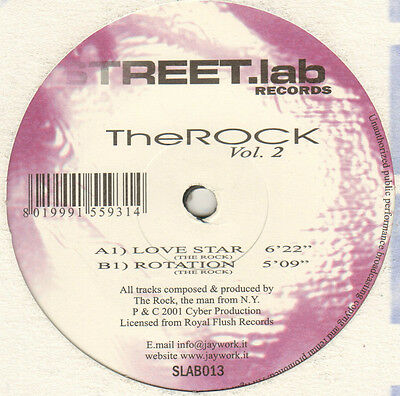 THE ROCK - The Rock Vol. 2 - Streetlab