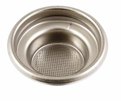 ST. STEEL 1 CUP SINGLE portafilter FILTER BASKET 7 GRAMS espresso machine 58mm