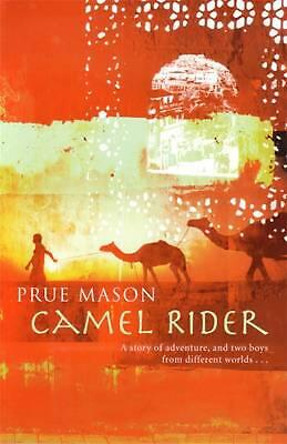 Camel Rider by Prue Mason Paperback Book Free Shipping!