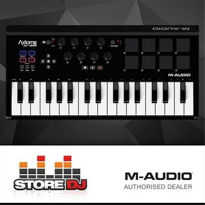 M-Audio Axiom AIR Mini 32 Key Premium Controller w/ Pads