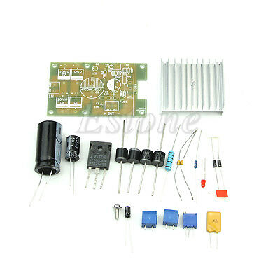 Hot LT1083 Adjustable Regulated Power Supply Module Parts and Components DIY Kit