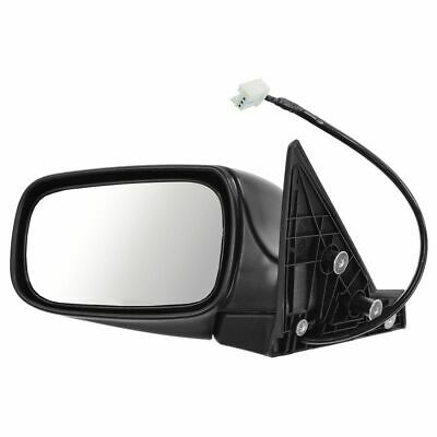 Mirror Power Heated Textured LH Left Driver Side for Subaru Impreza Outback WRX