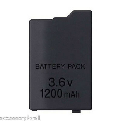 1200mAh 3.6V Rechargeable Battery Pack Replacement for Sony PSP2000/3000 Console