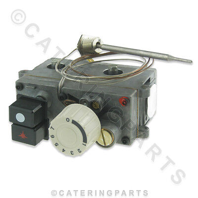 Blue Seal Gas Valve 231587 Minisit For Cobra Cf4 Gas Fryer Control Thermostat