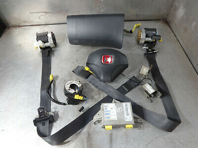 Civic Type R EP3 2001-2006 Complete full Airbag Kit set inc Driver's + ECU