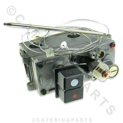 710 Minisit 0.710.741 Thermostat 210C Gas Valve Fryer Thermostatic Control 210°