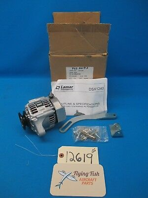 Lamar Experimental DSX1240 Electrical Alternator 12V 40A (12619)