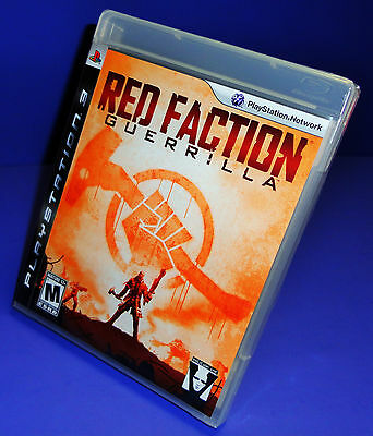Red Faction: Guerrilla (PS3) BRAND NEW FACTORY SEALED! BUY1GET1 20% OFF! LIMITED