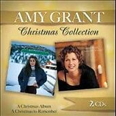 A Christmas Album/A Christmas to Remember by Amy Grant *New CD*