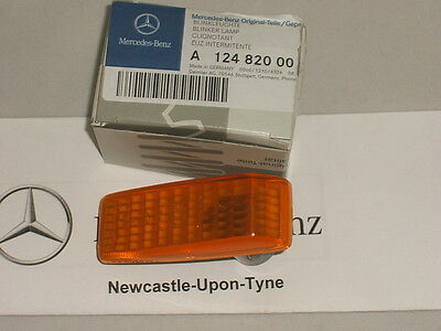 Genuine Mercedes-Benz W202 C-Class Side Wing Blinker Repeater A1248200021 NEW