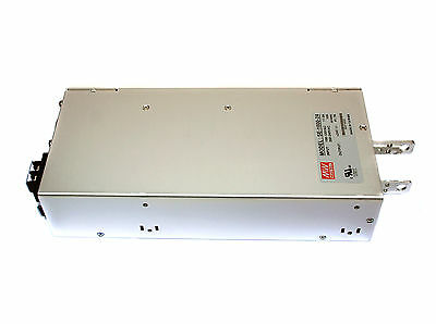 1pc Switching Power Supply SE-1000-24 24V 41.7A 1000W AC90~264V UL Mean Well MW
